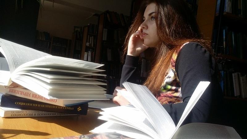 Александра, студентка 1 курс НГГПК
