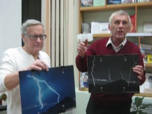 И.Н. Егорчев и В.Г. Мокренок