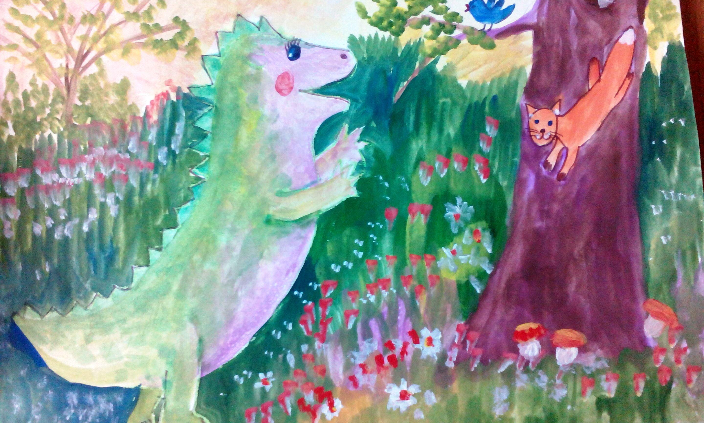 Рублева-Диана-Динозаврик-ищет-маму