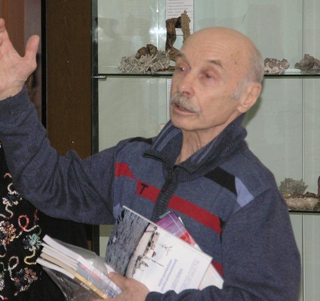 Борис Мисюк член Союза российских писателей