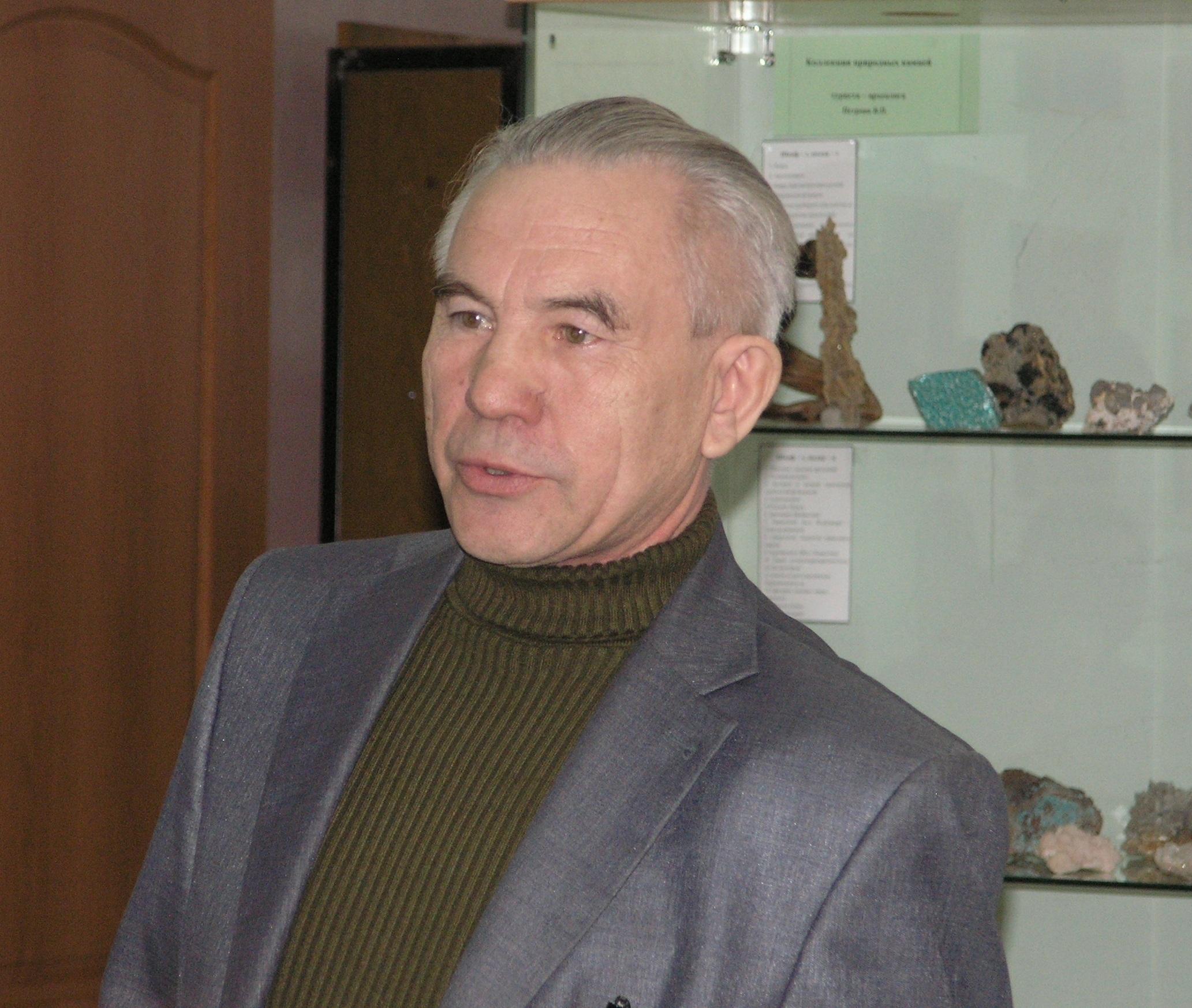 Павел Иванович Шепчугов