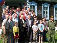 Музей истории села Мельники отметил 10-летие