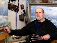 Море жизни: встреча с художником-маринистом В. Шиляевым