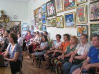 Встреча краеведов 21 июля 2016 года
