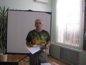 В. Трофименко