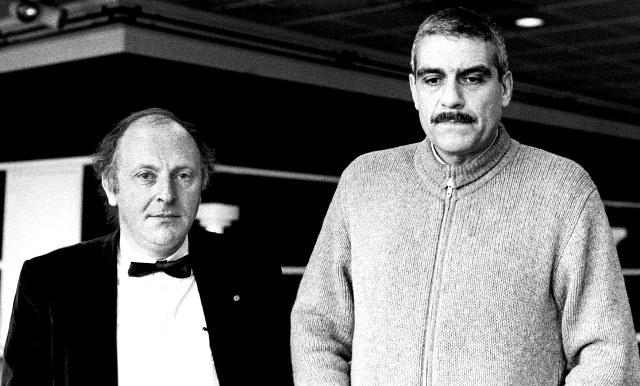 Бродский и Довлатов. Фото с сайта the-salt.ru
