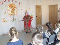 Как отмечали в фольклорной школе праздник Покрова