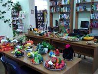 Огородное царство в библиотеке