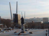 Новые памятники Владивостока
