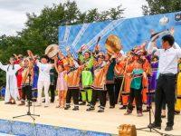 Экологический фестиваль в селе Красный Яр