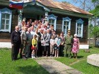 Находкинские краеведы побывали на праздновании 120-летия села Мельники Партизанского городского округа.
