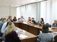 Библиотечная система Находки стала участником «Дня карьеры» ВГУЭС