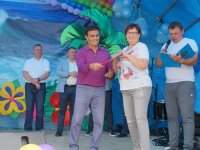 Сотрудников ЦБС Находки наградил приморский парламент