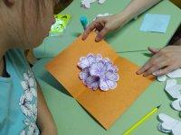 Творческий час для особенных детей