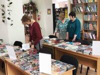 Выставка новых книг идёт в Центральной библиотеке Находки