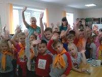 Восемьдесят первоклассников познакомились с детской библиотекой №10