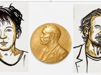 Две новые Нобелевские премии по литературе