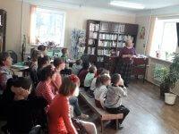 Импульс доброты и света: солнечные дети в библиотеке