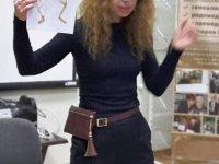 Выставка Оксаны Раевской открылась в библиотеке-музее
