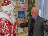 Родоведы Находки подвели итоги года и получили подарки от Деда Мороза