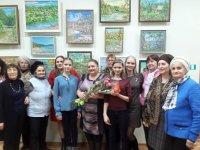 Открытие Приморья в работах Елены Голосун