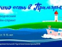 Онлайн-спринт для детей от 9 до 15