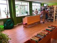 Библиотека в Северном микрорайоне Находки готовится стать модельной