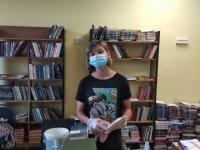 Семь тысяч книг в порядке – итог помощи волонтёров библиотеке в Находке