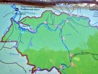 Сплав по реке Большая Уссурка